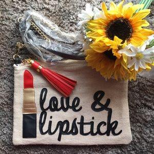 Handbags - Weekend makeup pouch